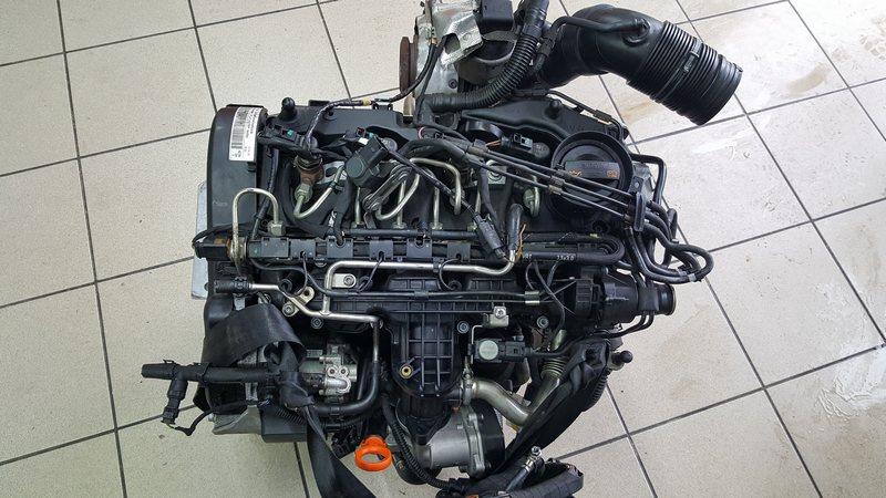 ΚΙΝΗΤΗΡΑΣ 1600 TURBO DIESEL AUDI VW SEAT SKODA