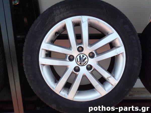 Ζάντες 16 VW AUDI SEAT SKODA