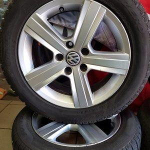 Ζάντες Γνήσιες μεταχειρισμένες VW AUDI SEAT SKODA 16 ΙΝΤΣΕΣ