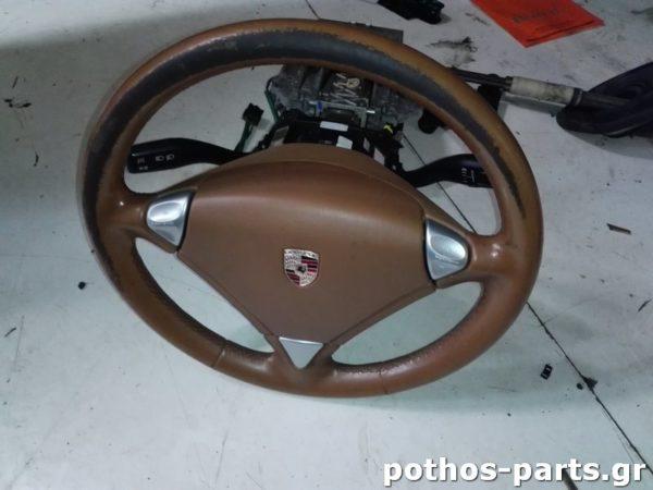 SET AIRBAG Porsche Cayenne